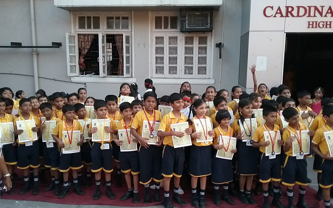 C.G.H.S-PRIMARY SECTION ANNUL PLANNING (2017-18) FIRST TERM .