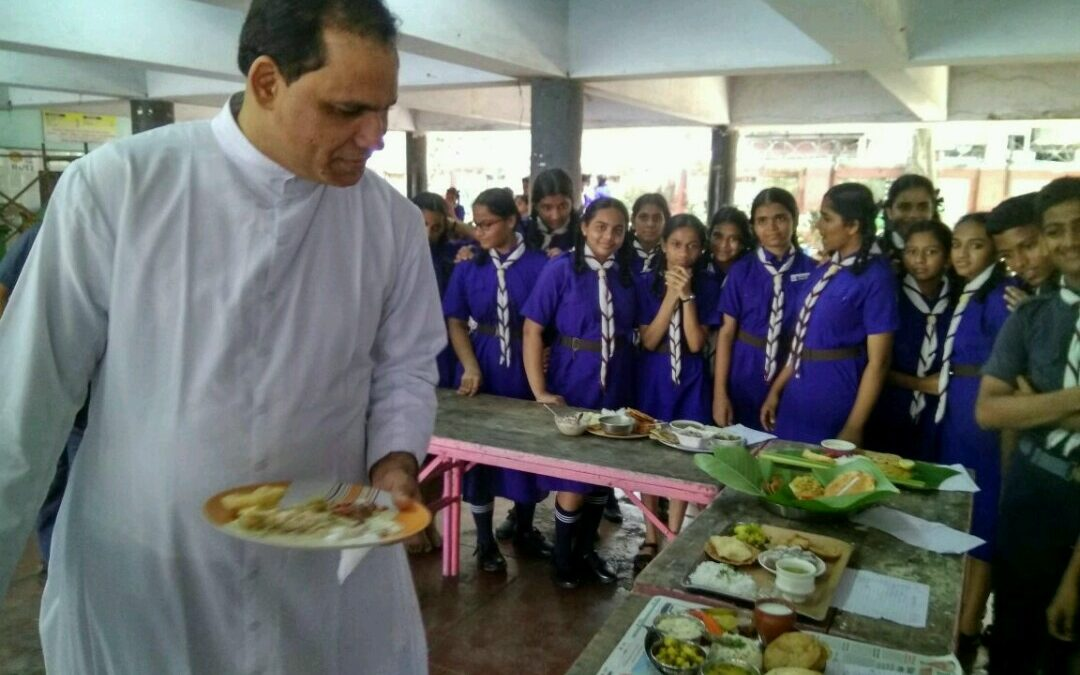 Scouts and Guides Cookery Skills