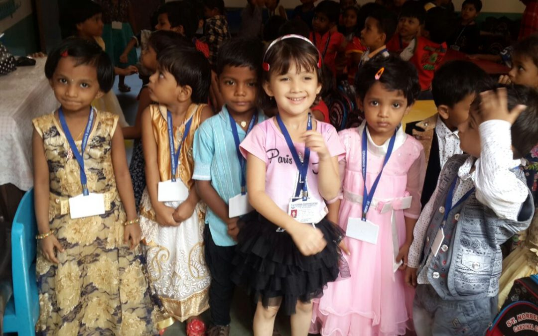 CHILDREN'S DAY (PRE- PRIMARY SECTION)