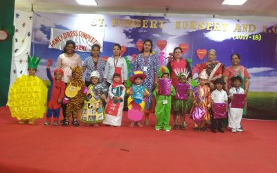 FANCY DRESS COMPETITION  2017-2018 (PRE-PRIMARY)
