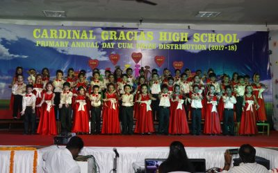 Annual Day 2017-18 (Primary Section)