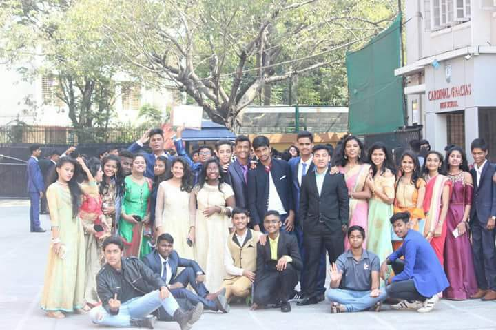 Adieu to SSC Students 2017-18