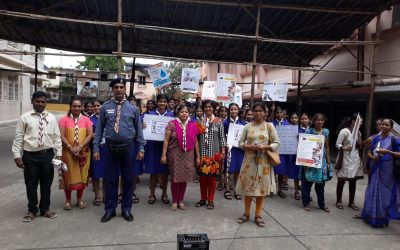 Rally on Dengue & Malaria Awareness