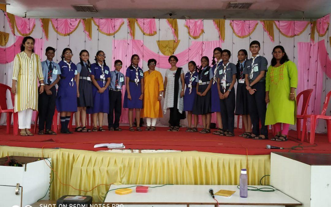 Swach School committee 2018-19