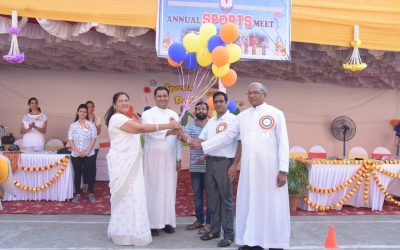 Annual Sport Day (Primary Section)
